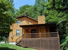 Bearfootin Too, cabin in Sevierville