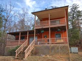 Eagles Paradise, cabin in Sevierville