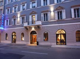 HOTEL SOLUN, отель в Триесте