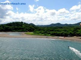 Blue Dream Kite Boarding Resort Costa Rica, hotel near Junquillal Bay Wildlife Refuge, Puerto Soley