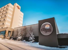 The Explorer Hotel, Hotel in Yellowknife