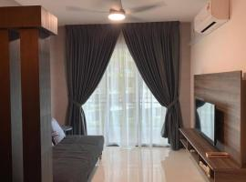 Cosy Suite Gelang Patah @ Starview Bay Forest City, hotel in Gelang Patah