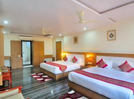 Trimrooms Mount Blue, hotel near City Palace, Jaipur