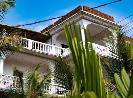 ImagiNation - Artists' Hostel, Arambol, hostel in Arambol