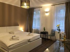 New Private Rooms Fuerth, budget hotel in Fürth