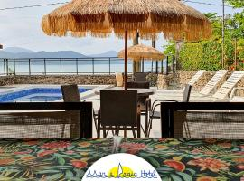 Mar e Praia Hotel, hotel in Ubatuba