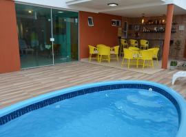 Poemares Beach Hostel, hotel near Jacare Beach, Cabedelo