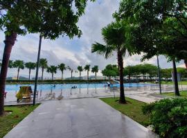 VK Condo @ IMAGO KK, pet-friendly hotel in Kota Kinabalu