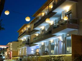 Grand TheoNi Boutique Hotel & Spa, hotel in Vasiliki
