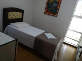 Marcos Palace Hotel, hotel em João Pinheiro