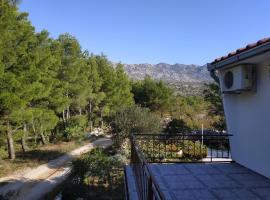 Seline Paklenica, hotel in Seline