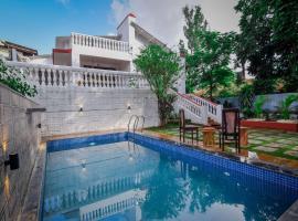 EKO STAY- Villa BLANCO, villa in Lonavala