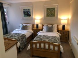 South Avenue B&B, accommodation in Oxford