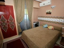 Hotel Abda, hotel in Safi