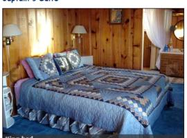 Breyhouse B&B, vacation rental in Lincoln City