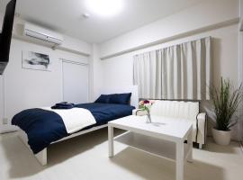 Great location! Shin-Osaka. 5 min to station, hotel near Nakajimasosha Temple, Osaka