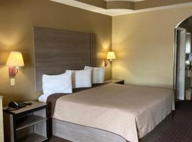 Lotus Inn, hotel near William P. Hobby Airport - HOU, Houston