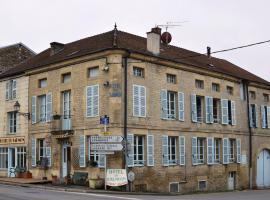Hotel du Saumon、Buzancyのホテル