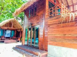 Forra Pattaya Beach Front Bungalow, hotel in Ko Lipe