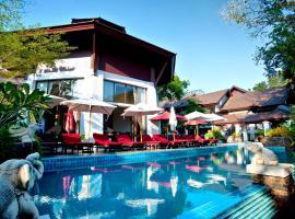 Samed Pavilion Resort, boutique hotel in Ko Samed
