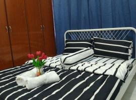 EIRHAM HOMESTAY, hotel di Pasir Gudang