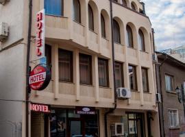 Hotel Oppium, hotel in Ruse