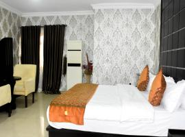 Galpin Suites, hotel near Murtala Muhammed International Airport - LOS, Ikeja