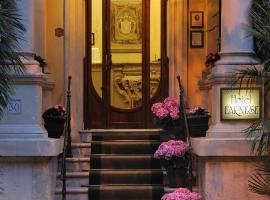 Hotel Farnese, hotel near Ottaviano Metro Station, Rome