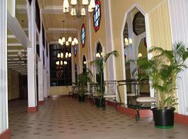 Southern Cross Hotel, hotel in Suva