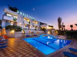 Oasis Scaleta Hotel, отель в Скалете