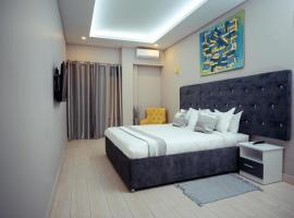 RESIDENCIAL HORIZONTE DELUXE, hotel in Maputo