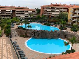 Piso Jardines del Teide en el Puerto de la Cruz, hotel adaptado en Puerto de la Cruz