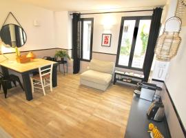 Maison Alfred - Arpille, serviced apartment in Aix-en-Provence