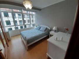 Alvite apartment Cee, hotel in Cee