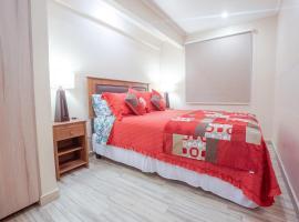 Santiago Rent Apart, aparthotel en Santiago