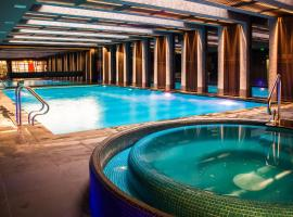 City Gardens Hotel & Wellness, casă de vacanță din Budapesta