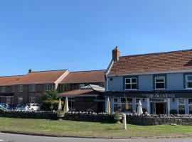 Fox and Goose Inn, hotel near Sedgemoor Services Northbound M5, Brent Knoll