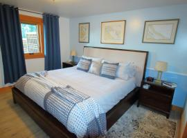 Mossy Hill Suite, hotel in Salt Spring Island