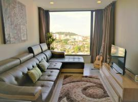 KK CITY SKY SUITE 7 Pax ROOM, apartment in Kota Kinabalu