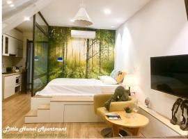 Hanoi D'Capitale - Spacious Apartment at Vincom Centre, căn hộ dịch vụ ở Hà Nội
