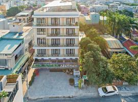 Sun River Hotel & Apartment, apartment in Da Nang