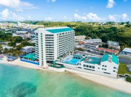 Alupang Beach Tower, hotel in Tamuning