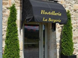 Hostellerie La Bergerie、Oradour-sur-Vayresのホテル