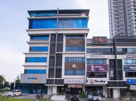 OYO 89576 Mokka Hotel, hotel in Kuala Lumpur
