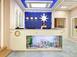 Гостиница Волна, отель в Тюмени