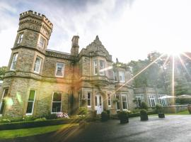 Hollin House Hotel, country house in Macclesfield