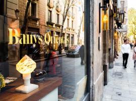Hotel Banys Orientals, hotel in Barcelona