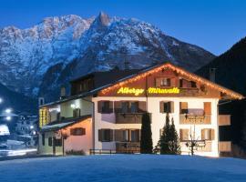 Albergo Miravalle, hotel in Auronzo di Cadore