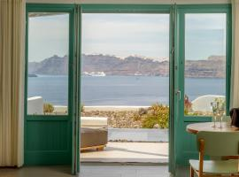 Neptune Luxury Suites, hotel near Red Beach, Akrotiri