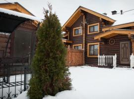 Country house with Sauna, hotel near Abramtsevo Museum, Vozdvizhenskoye